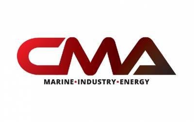CMA D. ARGOUDELIS & CO S.A. Presents the New CMA logo