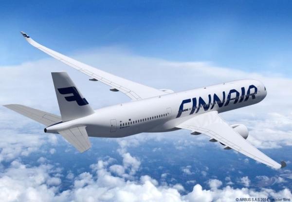 Finnair: Αύξηση κατά 12% της επιβατικής κίνησης τον Σεπτέμβριο