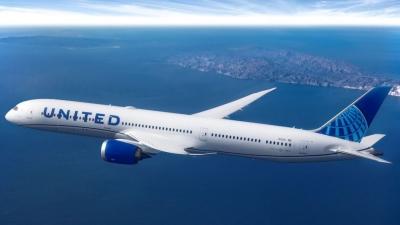 United Airlines: Αναμένει μείωση των εσόδων 66% στο α΄ τρίμηνο