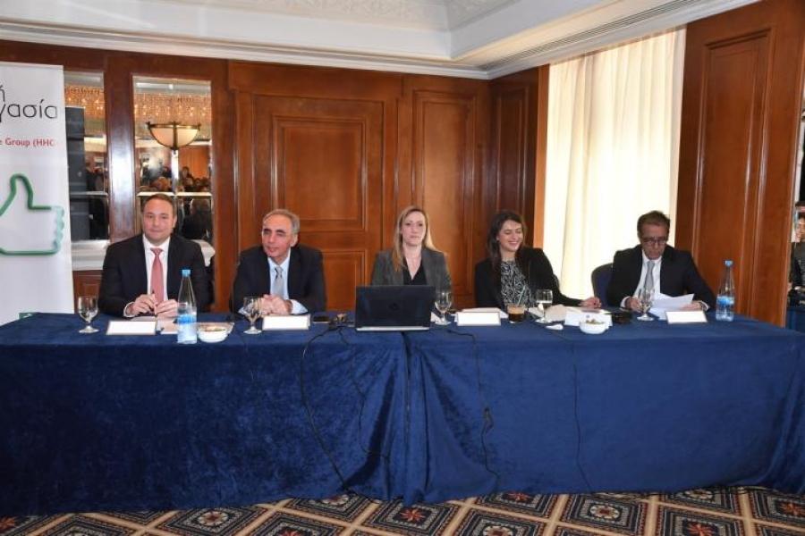Universal Life: Στρατηγική συνεργασία με Hellenic Healthcare Group