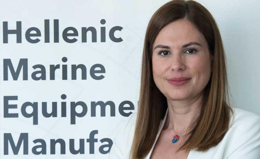 Νέα αντιπρόεδρος της SEA Europe η Ελένη Πολυχρονοπούλου