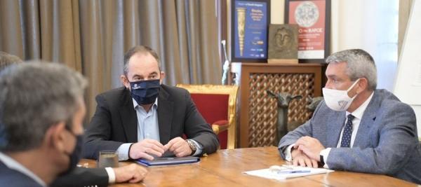 Γ. Πλακιωτάκης: 79 εκατ. ευρώ για λιμενικές υποδομές και ακτοπλοϊκές συνδέσεις για το Νότιο Αιγαίο