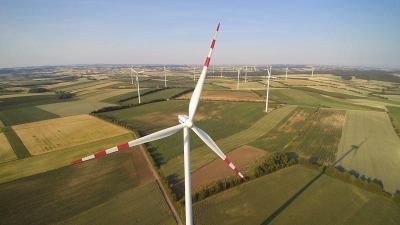 Austria: Investment Plan for Europe - EIB finances wind farms of Windkraft Simonsfeld