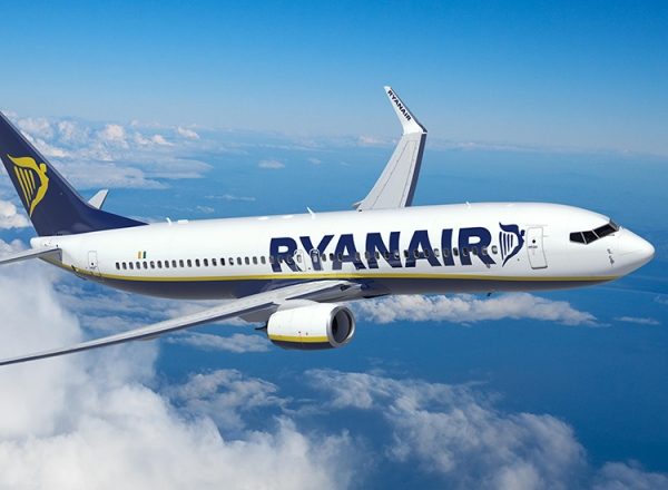 Ryanair: Αναβαθμίζει τις εκτιμήσεις για την επιβατική κίνηση