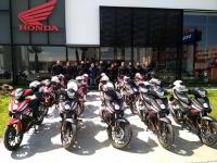 Όμιλος Σαρακάκη: Παραχωρεί 15 νέα Honda Supra GTR150 στον Δήμο Αθηναίων