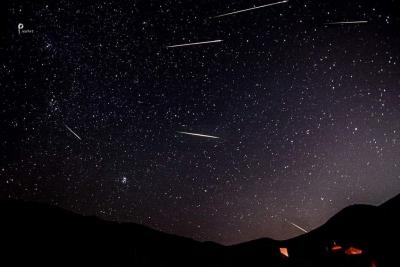 Περσείδες: Κορυφώνεται σήμερα και αύριο η θεαματική «βροχή των αστεριών»
