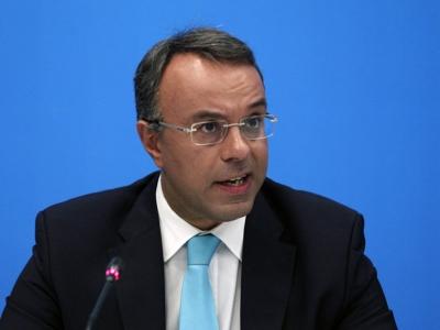 Στο Λουξεμβούργο ο Χρ. Σταϊκούρας για τις συνεδριάσεις του Eurogroup και του Ecofin