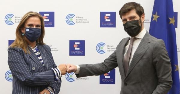 Υπογραφή Μνημονίου Συνεργασίας για την Πολιτιστική Συνταγογράφηση μεταξύ ΥΠΠΟΑ και Υπ. Υγείας