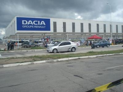Πλήρης επαναλειτουργία των μονάδων της Dacia στο Μιοβένι