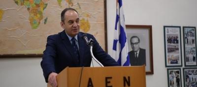 Ευρωπαϊκή χρηματοδότηση για τα εκπαιδευτικά ταξίδια των Ακαδημιών Εμπορικού Ναυτικού ανακοίνωσε ο Γ. Πλακιωτάκης