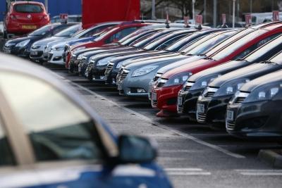 «Βουτιά» 49,1% των αδειών κυκλοφορίας νέων οχημάτων τον Μάιο