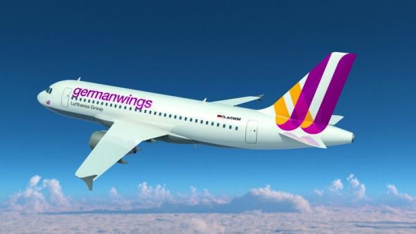 Αναστολή λειτουργίας της German Wings, θυγατρικής της Lufthansa