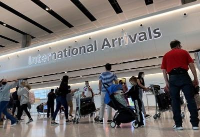 Heathrow: Τεράστια μείωση 83% των επιβατών τον Μάρτιο