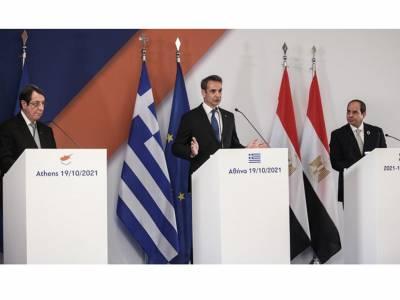 Μνημόνιο κατανόησης Ελλάδας - Κύπρου - Αιγύπτου σε θέματα Διασποράς