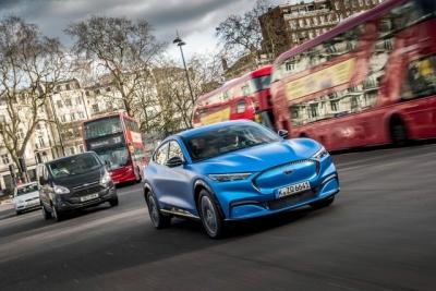 Ford: Η ηλεκτρική Mustang Mach-E έφθασε στην Ευρώπη