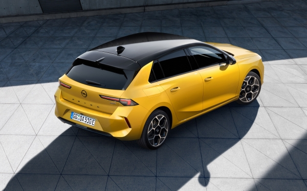 Το νέο Opel Astra με συναρπαστική σχεδίαση και κορυφαία τεχνολογία