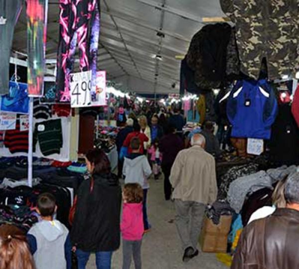 Επαναλειτουργούν από 1ης Ιουνίου κυριακάτικες αγορές και εμποροπανηγύρεις