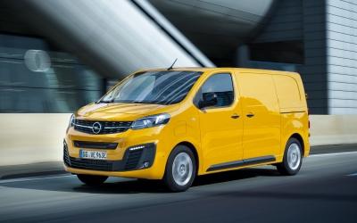 Vivaro-e: Το πρώτο αμιγώς ηλεκτρικό επαγγελματικό όχημα της Opel