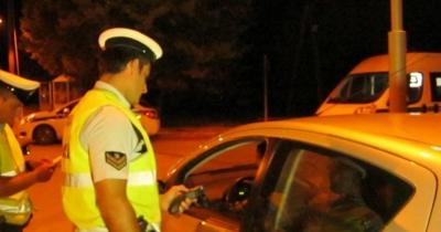 482 παραβάσεις για οδήγηση υπό την επήρεια αλκοόλ σε ένα τριήμερο σε όλη την Ελλάδα