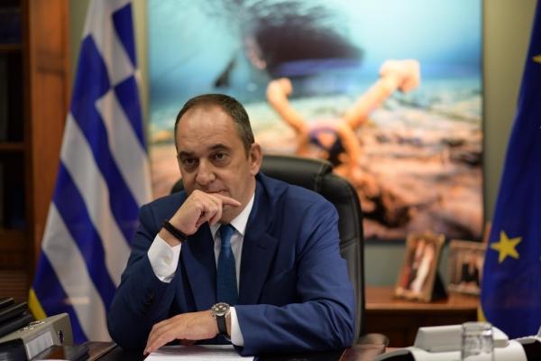 Δήλωση Γ. Πλακιωτάκη για τις απόπειρες παραβίασης των θαλάσσιων συνόρων