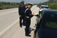 1.043 παραβάσεις των μέτρων απαγόρευσης κυκλοφορίας μέσα σε 9 ώρες