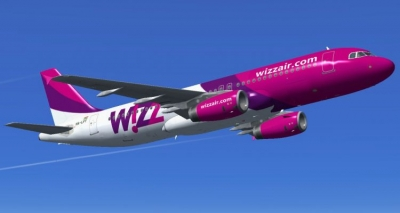 Wizz Air: Κατά 23% αυξημένος ο αριθμός των επιβατών τον Ιανουάριο