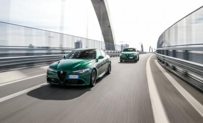 Στην ελληνική αγορά οι νέες Alfa Romeo Giulia Quadrifoglio και Stelvio Quadrifo