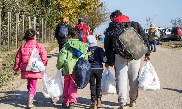 Προσωρινός αριθμός ασφάλισης και υγειονομικής περίθαλψης για τους αιτούντες άσυλο