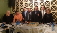 Κοπή πίτας του Συλλόγου Επαγγελματιών Ασφαλιστών Ν. Λάρισας