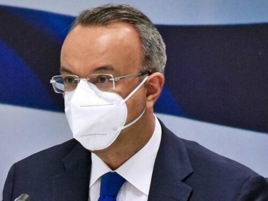 Σταϊκούρας: Πάνω από 4 δισ. για τις επιχειρήσεις στο Β΄ εξάμηνο 2021 - Έξοδος από την αυξημένη εποπτεία το 2022