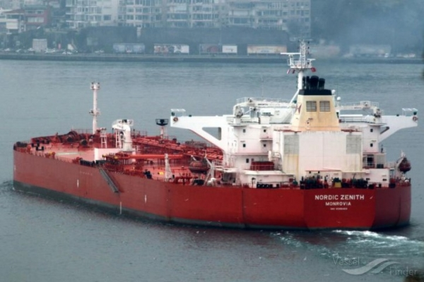 Nordic Shipholding Now Expects Losses Between $5 -7 Million, Revised From a Profit of $2.5 – 5 Million