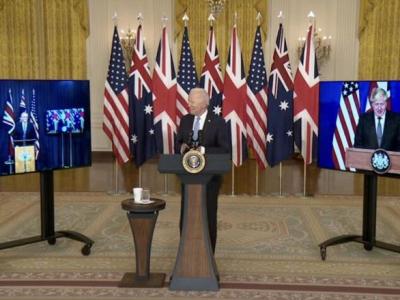 Νέα στρατηγική συμμαχία ΗΠΑ-Αυστραλίας και Ηνωμένου Βασιλείου μπροστά στην αυξανόμενη επιρροή της Κίνας