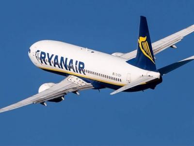 Ryanair: Νέες συνδέσεις της Ιταλίας με Σαντορίνη, Κέρκυρα και Μύκονο