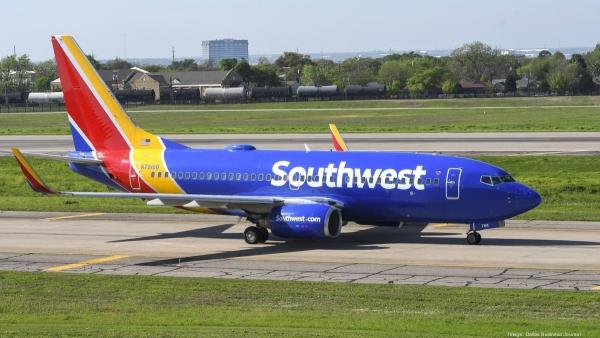 Southwest Airlines: Ετοιμάζει 34 νέα αεροσκάφη Boeing 737 MAX 7