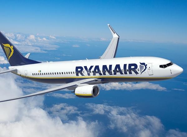 Ryanair: Ξεκινά και πάλι τις πτήσεις από Αθήνα