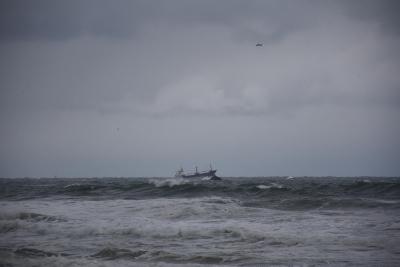 Βόρεια Τουρκία: Βυθίστηκε φορτηγό πλοίο υπό ρωσική σημαία - Δύο νεκροί