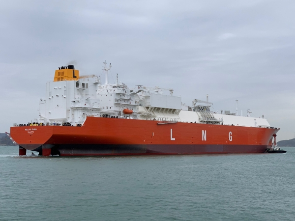 Latsco Shipping: Απέκτησε το πρώτο πλοίο μεταφοράς υγροποιημένου φυσικού αερίου LNG Carrier
