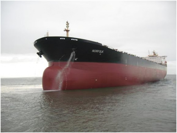 Diana Shipping Inc. Announces the Sale of a Capesize Dry Bulk Vessel, the m/v Norfolk
