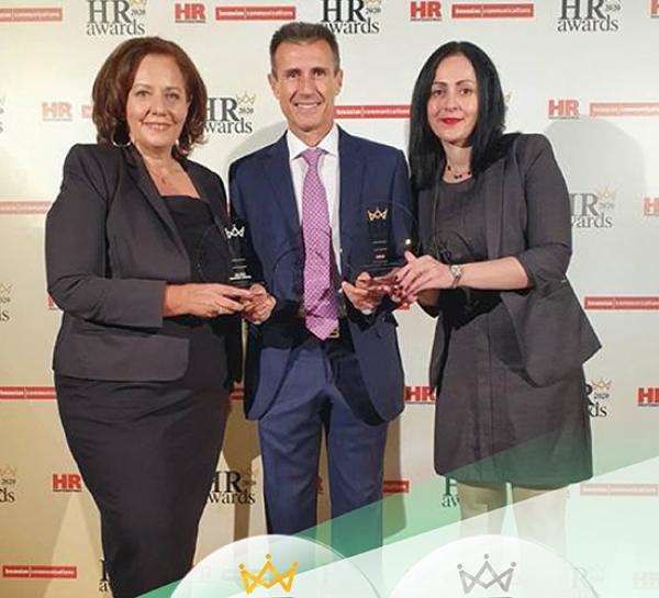 Η MR HealthTech κατακτά δύο βραβεία στα HR Awards 2020