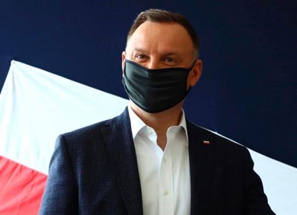 Θετικός στον κορωνοϊό ο πρόεδρος της Πολωνίας, Αντρέι Ντούντα