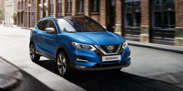 Nissan QASHQAI: Ανακηρύχθηκε Best Car for City Drivers στα βραβεία New Car του AutoTrader