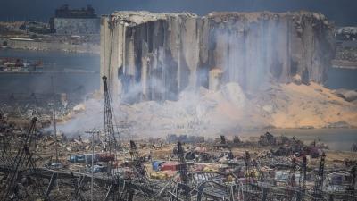 Στους 154 οι νεκροί από την έκρηξη στη Βηρυτό