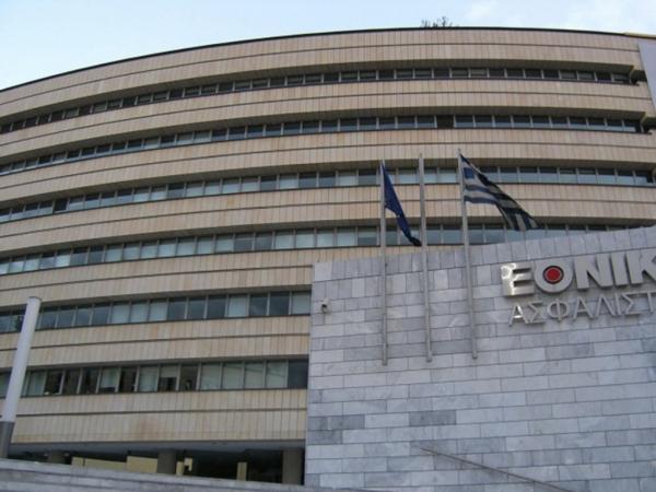 Εθνική Ασφαλιστική: Στα 44,1 εκατ. ευρώ τα προ φόρων κέρδη Α΄ τριμήνου 2021