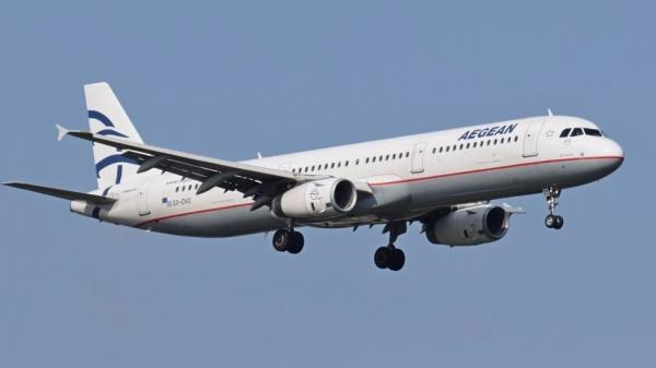 Aegean: Προσωρινή αναστολή των πτήσεων εξωτερικού από τις 26/3 έως τις 30/4