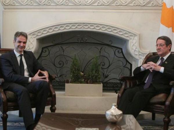 Σε Κύπρο και Ισραήλ την Δευτέρα ο πρωθυπουργός