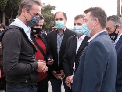 Κ. Μητσοτάκης: Η επένδυση στο λιμάνι της Αλεξανδρούπολης θα το καταστήσει πόλο ανάπτυξης για ολόκληρη τη Θράκη