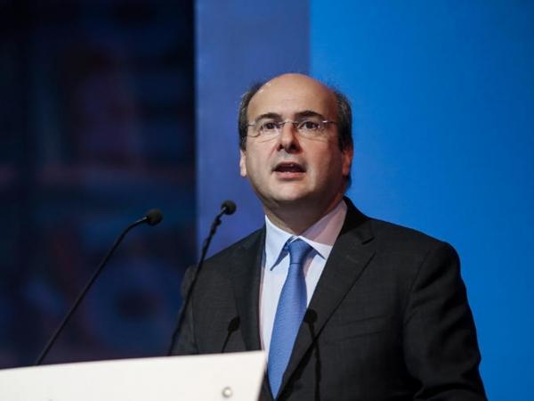 Κ. Χατζηδάκης: Προτεραιότητα η γρήγορη απονομή των συντάξεων