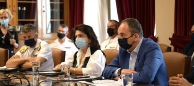 Παρέμβαση Πλακιωτάκη: Άμεση έγκριση μελέτης αντιπλημμυρικών έργων για την προστασία της Πύλαρου Κεφαλονιάς