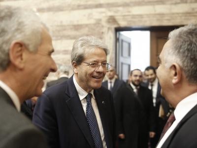 Τζεντιλόνι: Η Ελλάδα ολοκληρώνει το ταξίδι της προς την κανονικότητα
