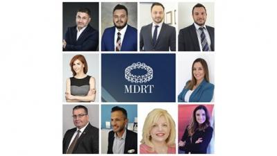 Η νέα Επιτροπή Επικοινωνίας του MDRT για το 2021-2022